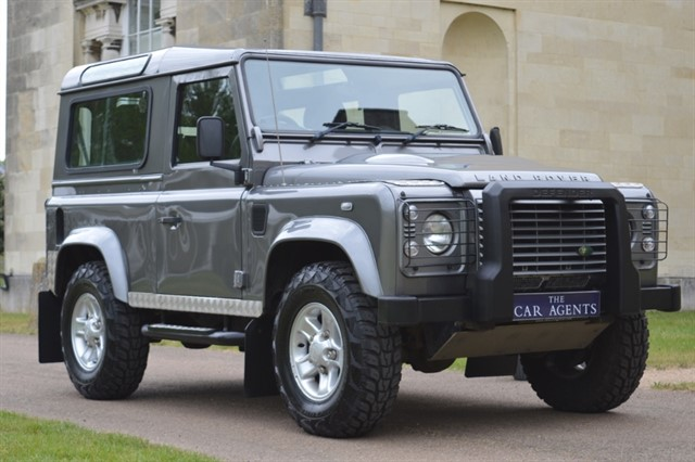 used Land Rover Defender 90 XS STATION WAGON in hitchin-hertfordshire