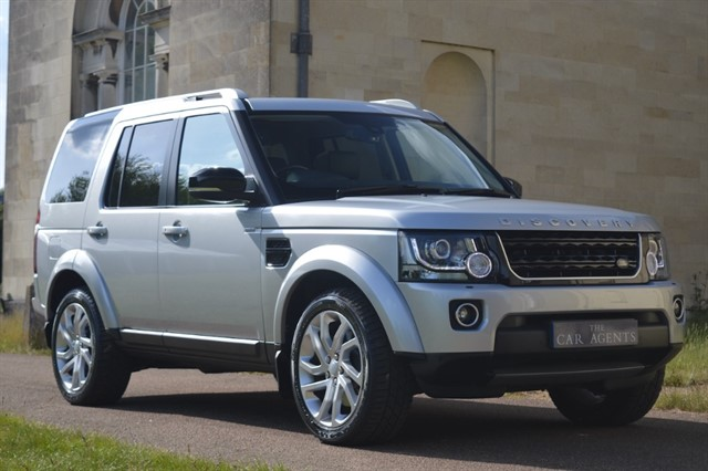used Land Rover Discovery SDV6 LANDMARK in hitchin-hertfordshire