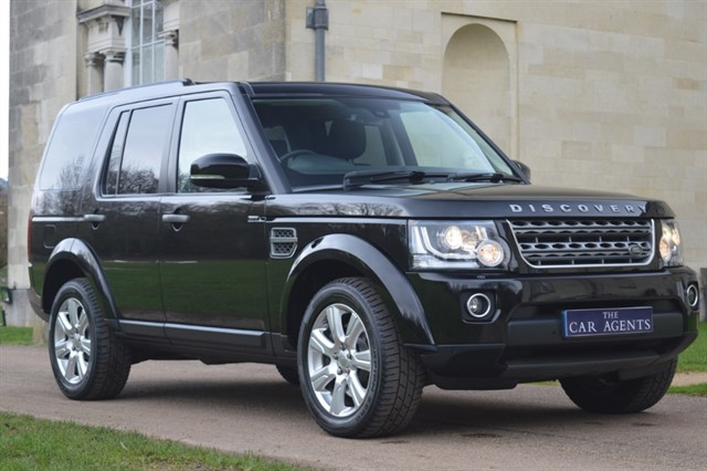 used Land Rover Discovery SDV6 XS in hitchin-hertfordshire