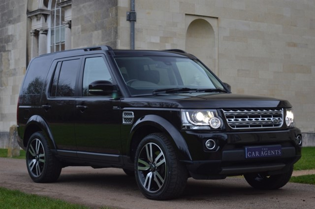 used Land Rover Discovery SDV6 HSE LUXURY in hitchin-hertfordshire