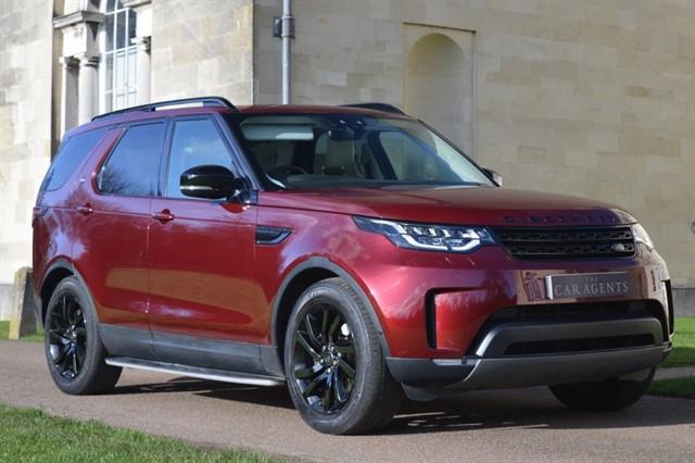 used Land Rover Discovery SD4 HSE -FREE NATIONWIDE DELIVERY in hitchin-hertfordshire