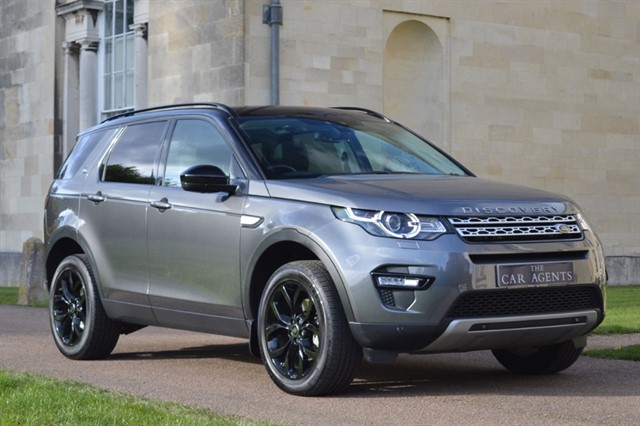 used Land Rover Discovery Sport Delivered to Natalya of London in hitchin-hertfordshire