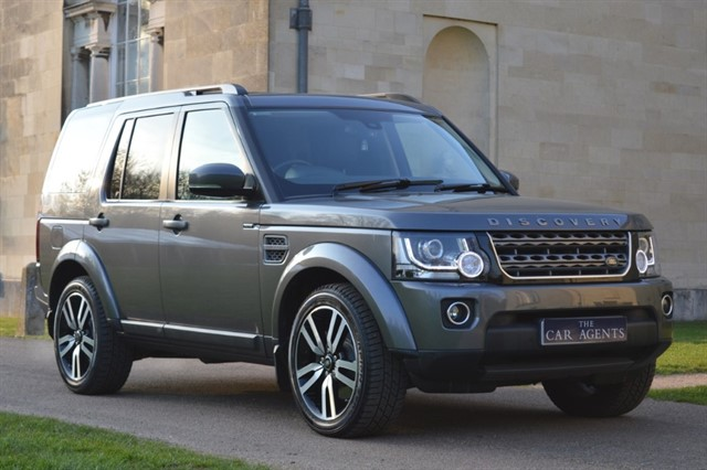 used Land Rover Discovery 4 3.0 SDV6 COMMERCIAL SE in hitchin-hertfordshire