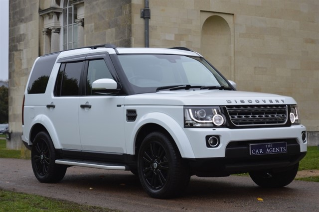 used Land Rover Discovery SDV6  Commercial XS in hitchin-hertfordshire
