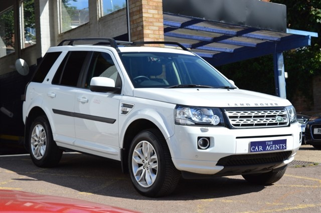 used Land Rover Freelander SD4 HSE in hitchin-hertfordshire