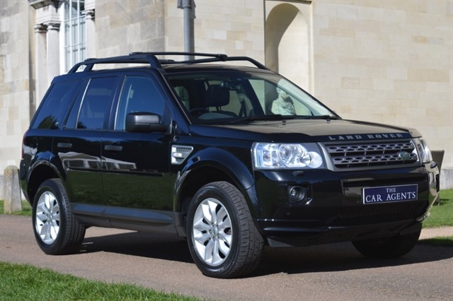 used Land Rover Freelander TD4 HSE in hitchin-hertfordshire