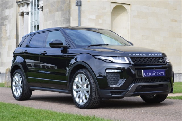 used Land Rover Range Rover Evoque SD4 HSE DYNAMIC in hitchin-hertfordshire