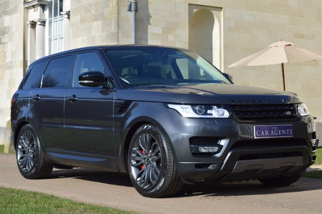 used Land Rover Range Rover Sport SDV6 HSE DYNAMIC in hitchin-hertfordshire