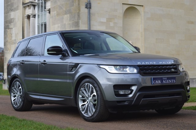 used Land Rover Range Rover Sport SDV6 HSE DYNAMIC -FREE NATIONWIDE DELIVERY in hitchin-hertfordshire