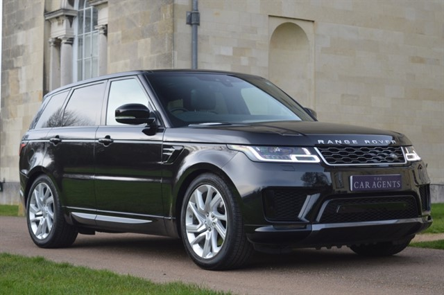 used Land Rover Range Rover Sport HSE in hitchin-hertfordshire