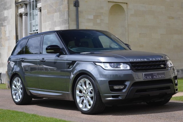 used Land Rover Range Rover Sport AUTOBIOGRAPHY DYNAMIC in hitchin-hertfordshire
