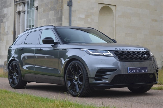 used Land Rover Range Rover Velar R-DYNAMIC HSE P380 in hitchin-hertfordshire