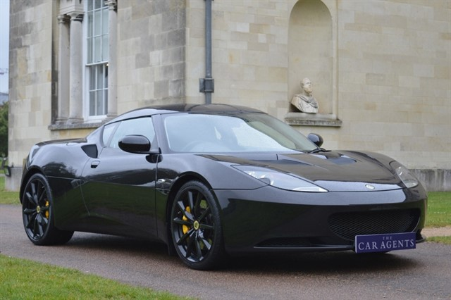 used Lotus Evora V6 S 4 in hitchin-hertfordshire