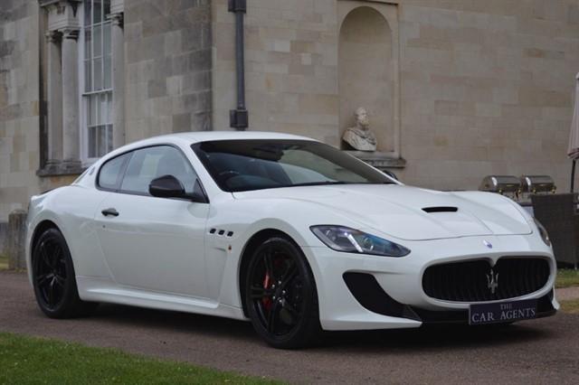 used Maserati Granturismo MC STRADALE in hitchin-hertfordshire