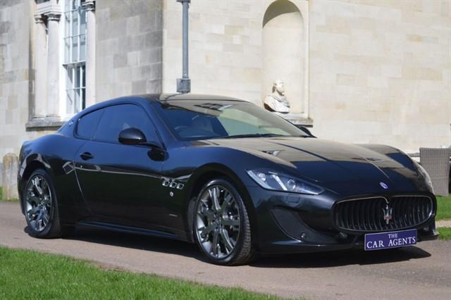 used Maserati Granturismo SPORT MC Shift Auto in hitchin-hertfordshire