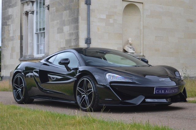 used Mclaren 570GT MSO Black Collection - Sport Pack, Lift, Panoramic Roof in hitchin-hertfordshire