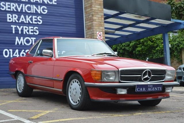 used Mercedes 300SL  in hitchin-hertfordshire