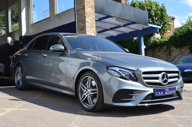 used Mercedes 350 HYBRID E AMG LINE PREMIUM PLUS in hitchin-hertfordshire