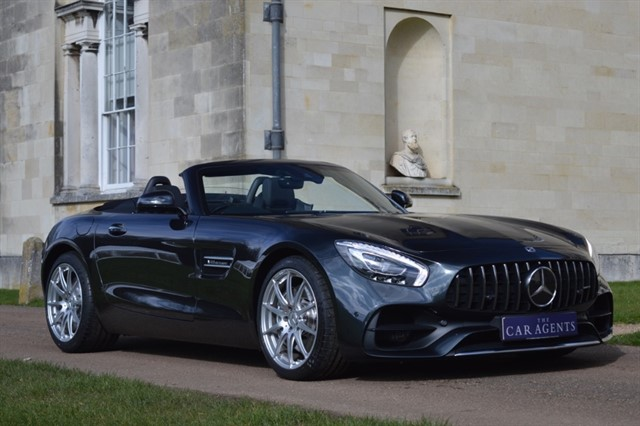 used Mercedes AMG GT PREMIUM - One owner - Low Miles in hitchin-hertfordshire