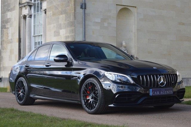 used Mercedes C63 AMG AMG C 63 S PREMIUM PLUS -FREE NATIONWIDE DELIVERY in hitchin-hertfordshire