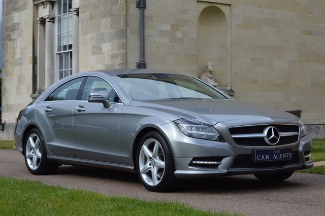 used Mercedes CLS350 CDI CLS350 CDI BLUEEFFICIENCY AMG SPORT in hitchin-hertfordshire