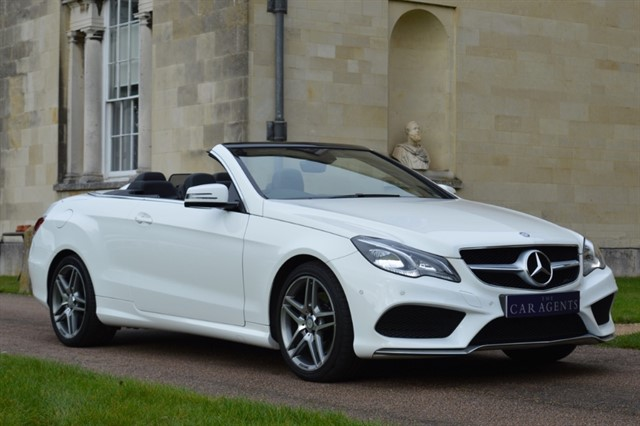 used Mercedes E250 CDI AMG SPORT in hitchin-hertfordshire