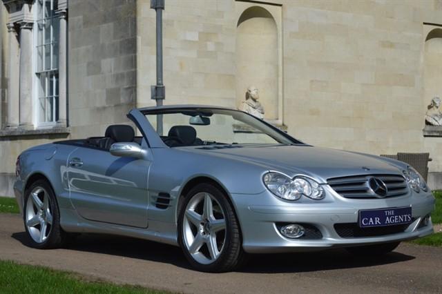 used Mercedes SL SL 350 in hitchin-hertfordshire