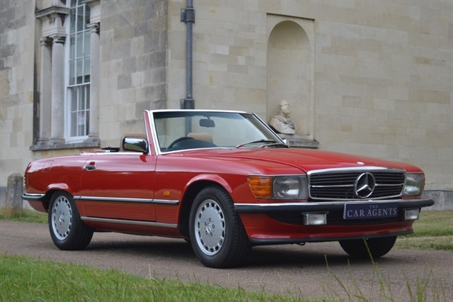 used Mercedes SL300 SL in hitchin-hertfordshire