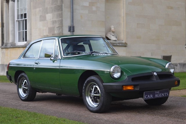used MG MGB GT in hitchin-hertfordshire