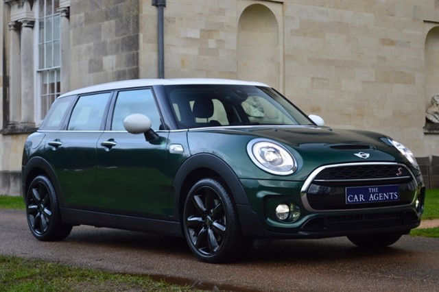 used MINI Clubman COOPER S in hitchin-hertfordshire