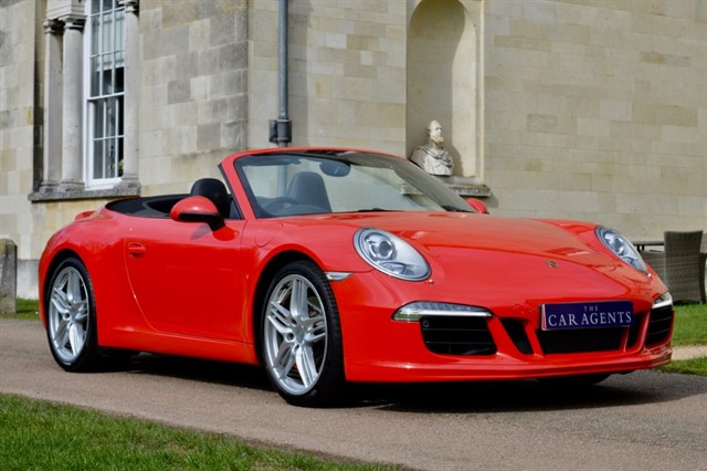 used Porsche 911 CARRERA S PDK 991 in hitchin-hertfordshire