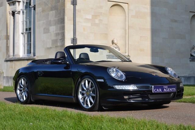 used Porsche 911 997 CARRERA 2 in hitchin-hertfordshire