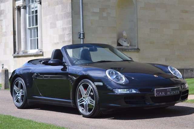 used Porsche 911 Bought by Jed of Bicester in hitchin-hertfordshire