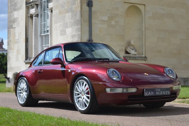 used Porsche 911 993 Coupe in hitchin-hertfordshire
