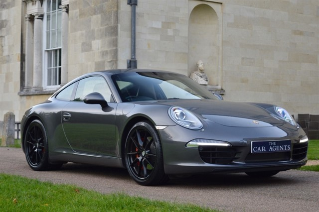 used Porsche 911 CARRERA S PDK in hitchin-hertfordshire