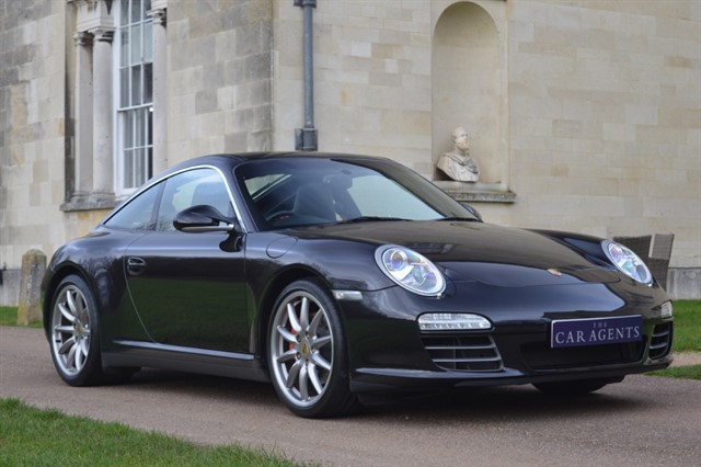 used Porsche 911 TARGA 4S PDK in hitchin-hertfordshire