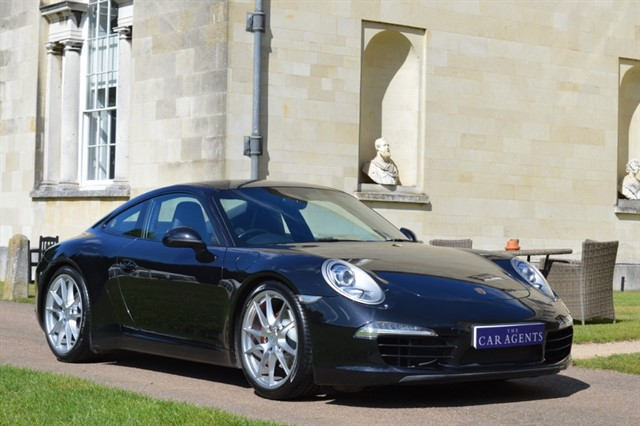 used Porsche 911 991 CARRERA S in hitchin-hertfordshire