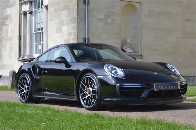 used Porsche 911 TURBO PDK - CLICK & COLLECT or FREE DELIVERY in hitchin-hertfordshire