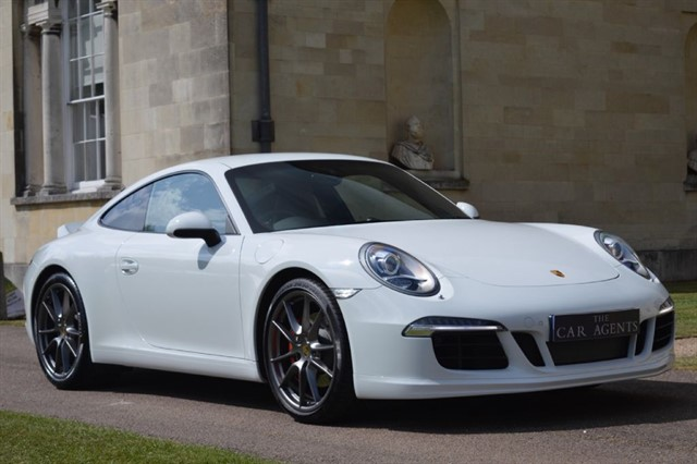 used Porsche 911 Reserved by Chris of Milton Keynes in hitchin-hertfordshire