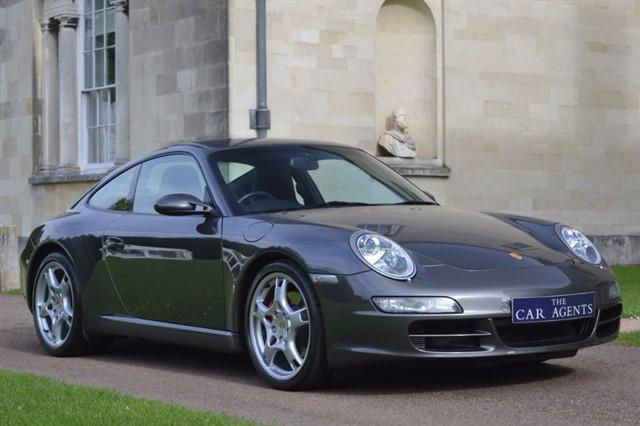 used Porsche 911 CARRERA 2 TIPTRONIC S in hitchin-hertfordshire