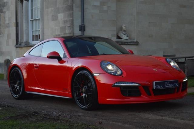 used Porsche 911 3.8 GTS 991 in hitchin-hertfordshire