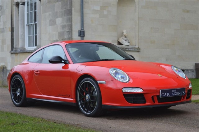 used Porsche 911 CARRERA GTS PDK in hitchin-hertfordshire