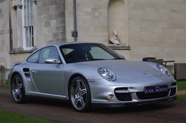 used Porsche 911 Turbo Bought by Gordon of Northampton in hitchin-hertfordshire