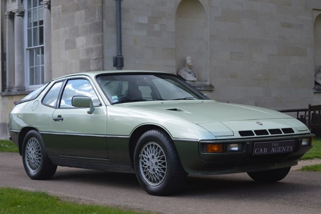 used Porsche 924 Turbo Targa in hitchin-hertfordshire
