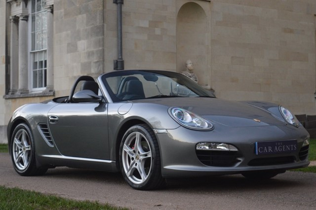 used Porsche Boxster 24V S in hitchin-hertfordshire