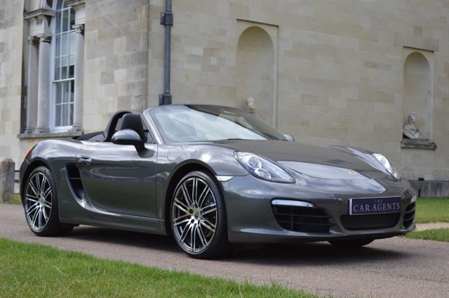 used Porsche Boxster 24V S PDK in hitchin-hertfordshire