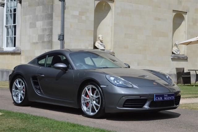 used Porsche  718 CAYMAN S PDK in hitchin-hertfordshire