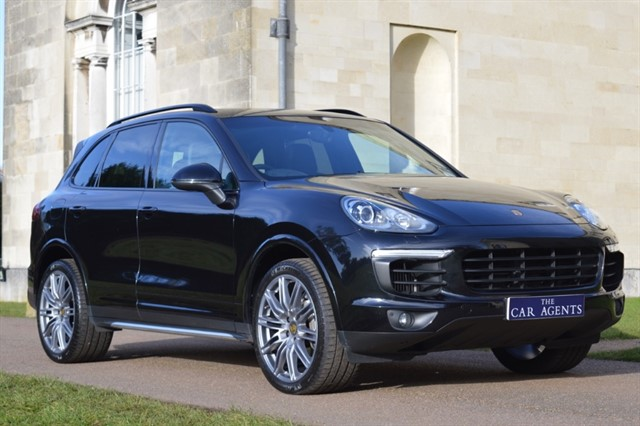 used Porsche Cayenne S D V8 PLATINUM EDITION in hitchin-hertfordshire