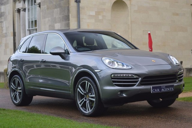 used Porsche Cayenne Sold to Rod of Esher in hitchin-hertfordshire