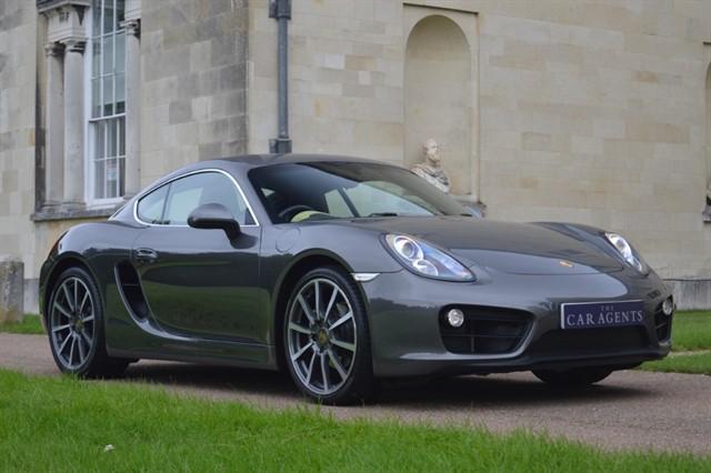 used Porsche Cayman 24V PDK in hitchin-hertfordshire